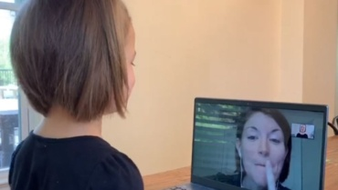 Speech Clinic's Go Virtual at Maryville University
