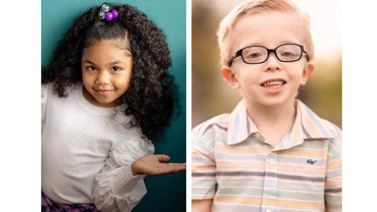 Clinic Ambassadors share their story for KidTalk Celebration